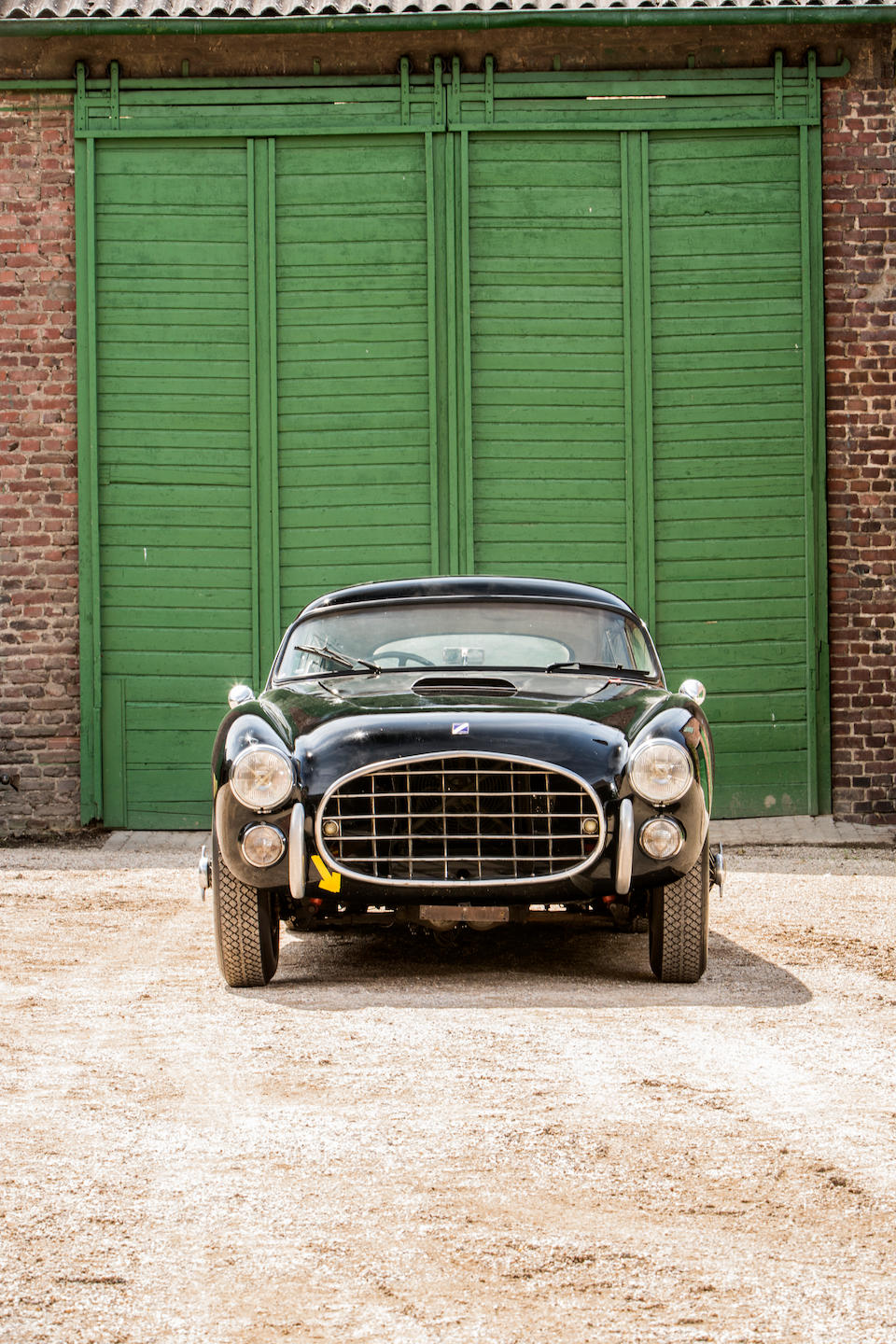 <i>Brussels Auto Show - 1953 24 Hours of Spa & Liège-Rome-Liège Rally</i><br /><b>1948 TALBOT-LAGO  T26 GRAND SPORT COUPE </b><br />  Chassis no. 110106 <br />Engine no. 103