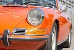 <b>1970 PORSCHE 911S 2.2-LITER COUPE  </b><br />Chassis no. 9110300054 <br />Engine no. 6300088
