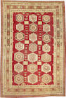 A Khotan rug size approximately 6ft. 3in. x 9ft. 4in.