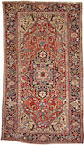 A Heriz carpet size approximately 8ft. x 14ft. 4in.
