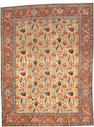 A Tabriz carpet  size approximately 8ft. 5in. x 10ft. 10in.
