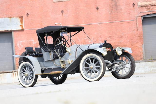 "<b>1913 POPE-HARTFORD MODEL 31 ""PORTOLA"" ROADSTER  </b><br />Engine no. 15744"