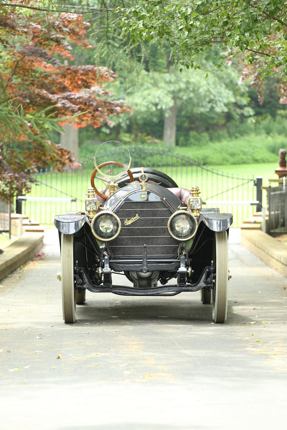 <b>1912 SPEEDWELL 12-J 50HP SPEED CAR  </b><br />Chassis no. 3003 <br />Engine no. L2501