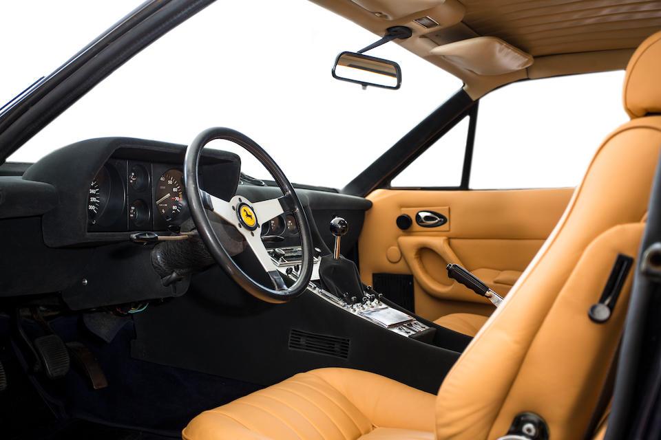 <b>1972 FERRARI 365GTC/4  </b><br />Chassis no. 16025