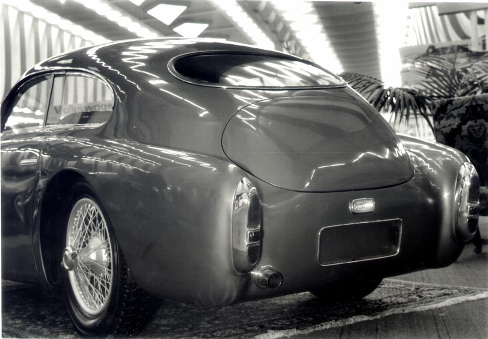 <i>Brussels Auto Show - 1953 24 Hours of Spa & Li&#232;ge-Rome-Li&#232;ge Rally</i><br /><b>1948 TALBOT-LAGO  T26 GRAND SPORT COUPE </b><br />  Chassis no. 110106 <br />Engine no. 103