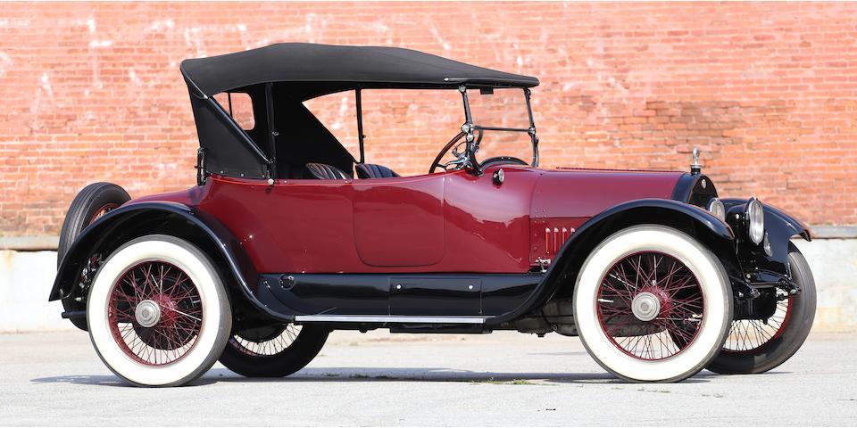 <b>1917 Cadillac Type 55 Club Roadster  </b><br />Engine no. 55M715