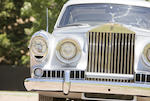<b>1954 ROLLS-ROYCE SILVER WRAITH LWB SPECIAL SALOON  </b><br />Chassis no. LCLW14 <br />Engine no. L13C