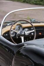 <b>1955 LANCIA AURELIA B24S SPIDER AMERICA  </b><br />  Chassis no. B24S-1177 <br />Engine no. B24 1239