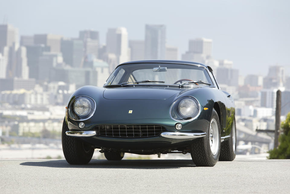 <i>The fifth from last</i><br /><b>1966 FERRARI 275GTB <br />Coachwork by Scaglietti &#150; Design by Pininfarina</b><br />  Chassis no. <br />08933 Engine no. 08933