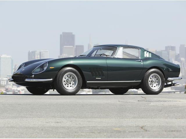 1966 Ferrari 275GTB  Chassis no. 08933 Engine no. 08933