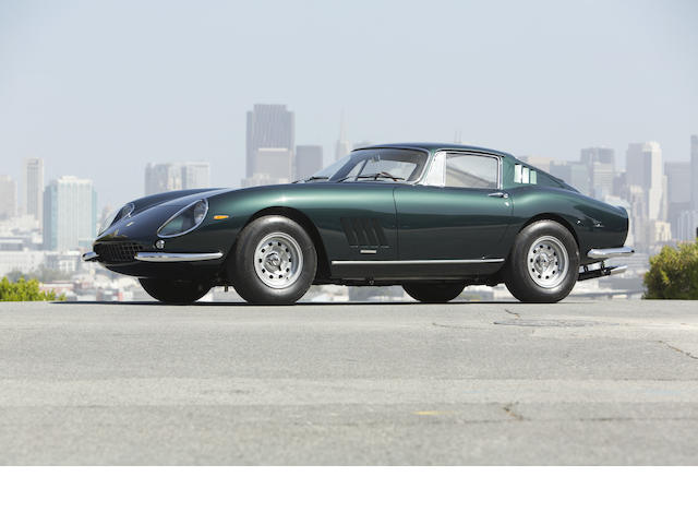 <i>The fifth from last</i><br /><b>1966 FERRARI 275GTB <br />Coachwork by Scaglietti – Design by Pininfarina</b><br />  Chassis no. <br />08933 Engine no. 08933