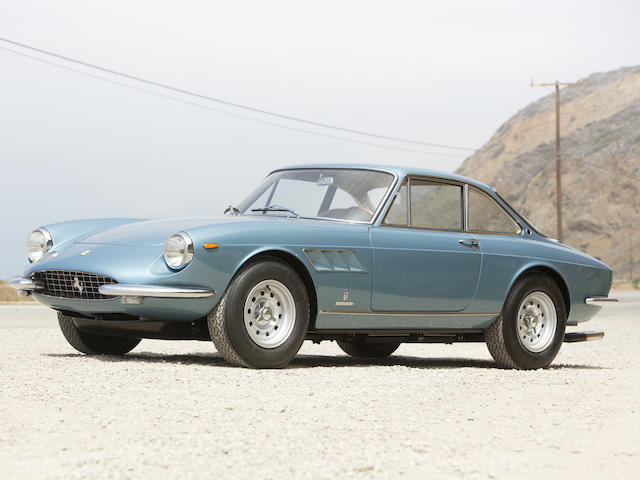 1967 FERRARI 330GTC  Chassis no. 10007 Engine no. 10007