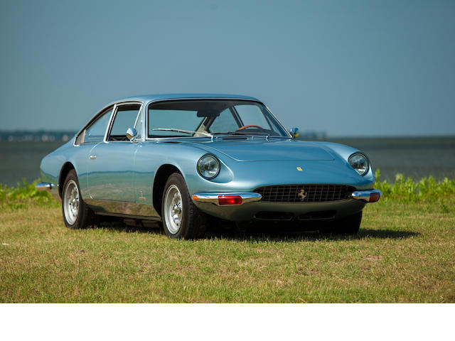 <b>1969 FERRARI 365GT 2+2 </b><br />  Chassis no. 12065 <br />Engine no. 12065