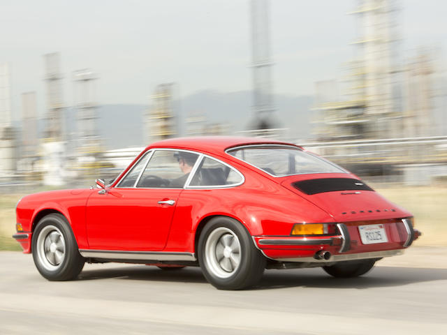 1973 Porsche 911RS 2.7 Carrera  Chassis no. 9113600125