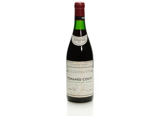 Romanée-Conti 1973