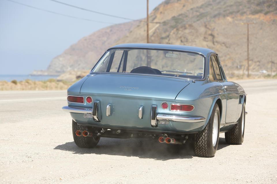 <b>1967 FERRARI 330GTC  </b><br />Chassis no. 10007 <br />Engine no. 10007