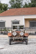 <i>Offered from the Ivone Peitz Collection</i> <br /><b>1925 ROLLS-ROYCE 40/50HP SILVER GHOST ALL WEATHER TOURER </b><br />  Chassis no. S283 PK