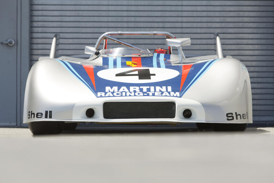 <i>The Ex-works Weissach development and test</i><br /><b>1970 PORSCHE 908/03 SPYDER  </b><br />Chassis no. 908/03-002