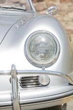 <b>1959 PORSCHE 356A 1600 CABRIOLET </b><br />  Chassis no. 151991 <br />Engine no. 74065