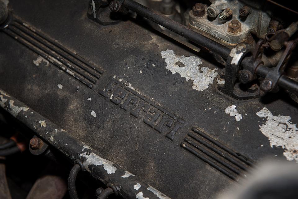 <b>1963 FERRARI 250GTE SERIES III 2+2   </b><br />Chassis no. 4843 <br />Engine no. 4843