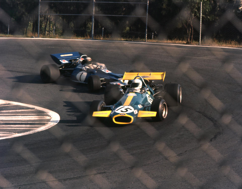 Bonhams : The ex-Sir Jack Brabham, Ron Tauranac-designed, and South
