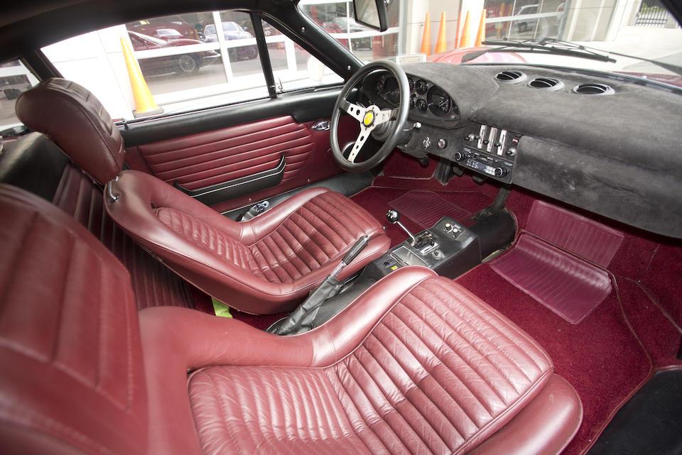 <b>1972 FERRARI DINO 246GT  </b><br />Chassis no. 03964