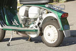 <b>1964 Lambretta 200/225 'S' Type Turismo Veloce Series III Version Two </b><br />Frame no. TV3531765 <br />Engine no. TV2533970