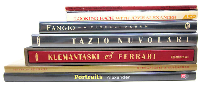 A good lot of photography and racing titles,