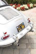 <b>1964 PORSCHE 356C 1600 CABRIOLET </b><br />  Chassis no. 159226<br /> Engine no. P710620