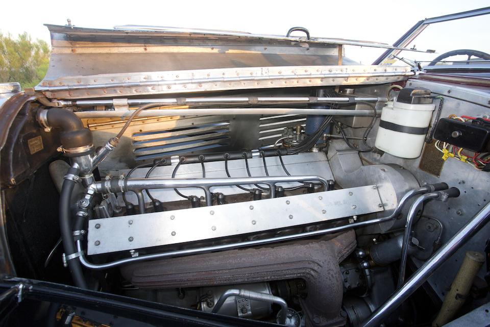 <b>1938 BUGATTI TYPE 57 STELVIO  </b><br />Chassis no. 57715