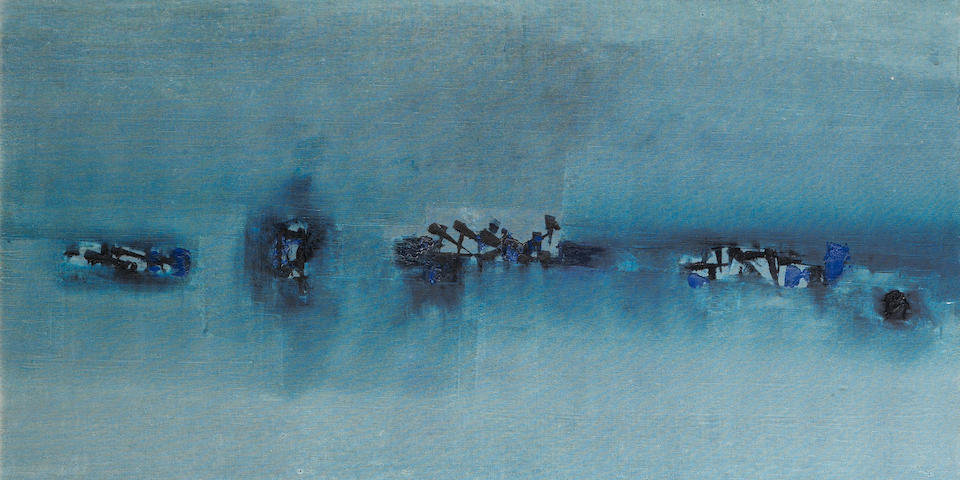 Bonhams Presents Two Masterpieces By V.S. Gaitonde Of A Distinguished Provenance