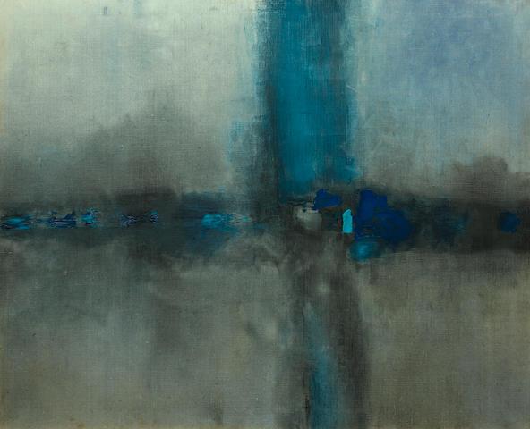 Vasudeo S. Gaitonde (1924-2001) Untitled, 1961