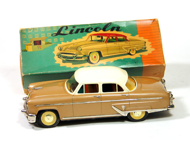 1955 Lincoln Friction Vehicle