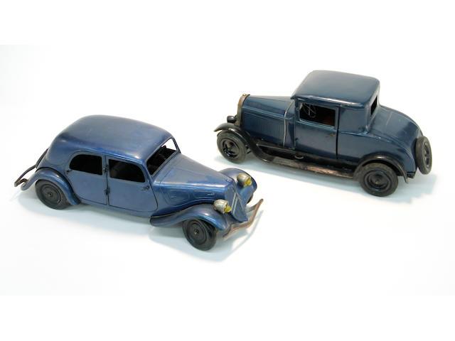 Tin Citreon Automobiles