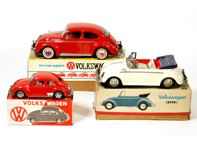 Volkswagens with Boxes