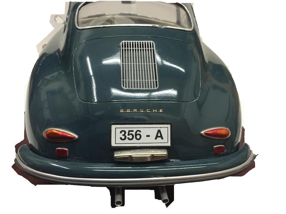 A 1:8 scale model of a Porsche 356 cp,