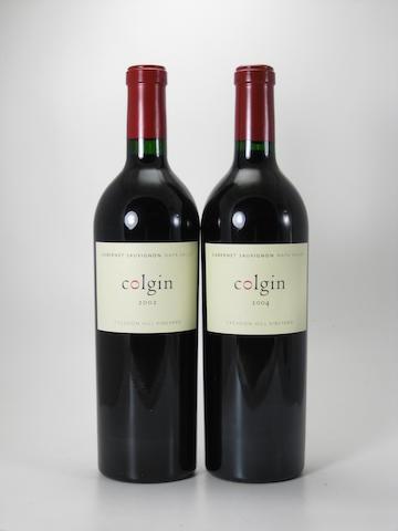 Colgin Cabernet Sauvignon 2000 (2) Colgin Cabernet Sauvignon 2002 (1) Colgin Cabernet Sauvignon 2003 (2) Colgin Cabernet Sauvignon 2004 (1)