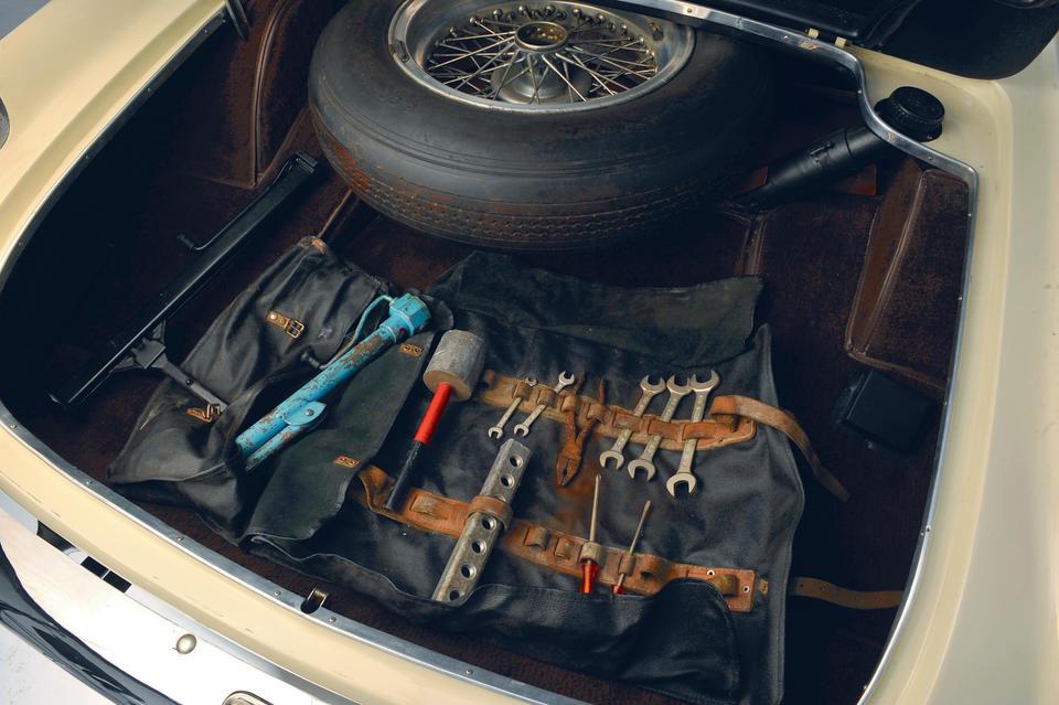 <i>The 1957 Turin Show, Ex-Carlos Kauffman</i><br /><b>1958 FERRARI 250 GT SERIES 1 CABRIOLET</b><br />Chassis no. 0759 GT<br />Engine no. 0759 GT