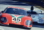 <i>The Ex-Fabrizio Violati, Maurizio Flammini, Duilio Truffo, Marco Micangeli 1981 and 1984 Le Mans 24-Hours race</i><br /><b>1981 FERRARI 512 BOXER BERLINETTA BELLANCAUTO LE MANS ENDURANCE RACING COMPETITION COUPE</b><br />Chassis no. 35529<br /> Engine no. F102B-009