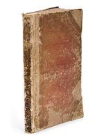 KEPLER, JOHANNES. 1571-1630. Tabulae Rudolphinae, quibus Astronomicae scientiae, temporum longinquitate collapsae Restauratio continetur. Ulm: Jonas Sauer, 1627. WITH: Sportula. [Sagan: n.p., 1629.]