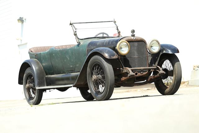 <b>1921 Mercer Series 5 Sporting  </b><br />Engine no. 5988