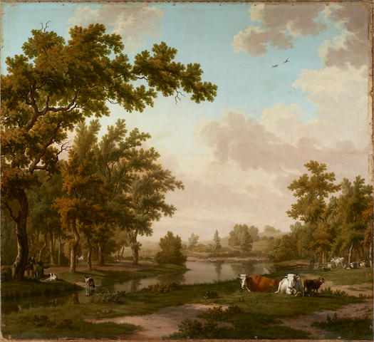 Attributed to William Uppink (Dutch, 1767-1849)