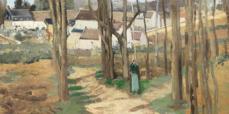 Camille Pissarro - Impressionist and Modern Art, New York