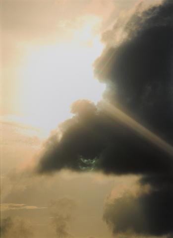 ROE ETHRIDGE (b. 1969) Sun with Refracted Suns, 2008
