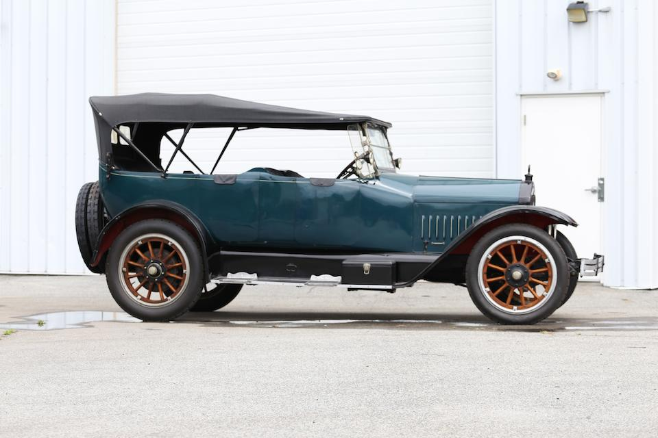 <b>1918 National Highway Six Touring  </b><br />Chassis no. 8N 4822