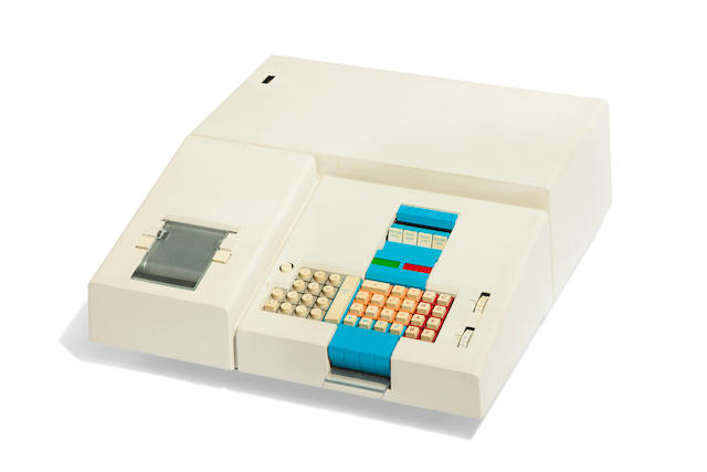 OLIVETTI. P 602 Microcomputer. Italy: Olivetti, ca. 1971.