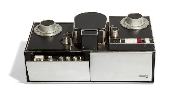 MACHTRONICS. MV-11 Recorder. Mountain View, Ca: Machtronics, ca. 1963.