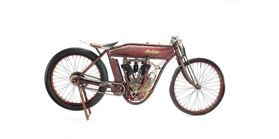 1912 Indian Racer Engine no. 70D899