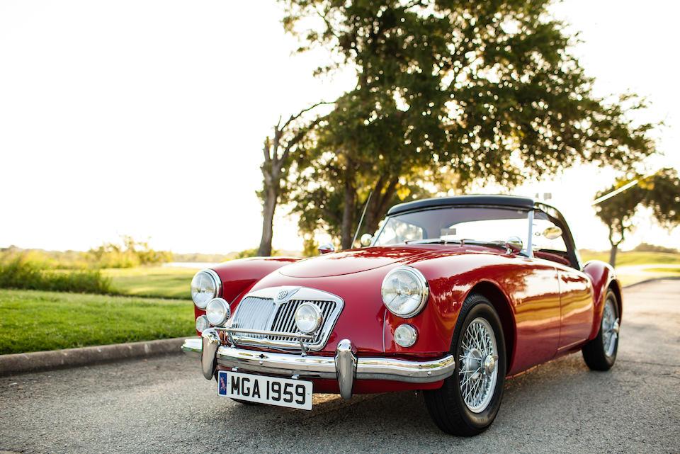 Bonhams : 1964 MGB Roadster Chassis no  GHN3L/43722 Engine no