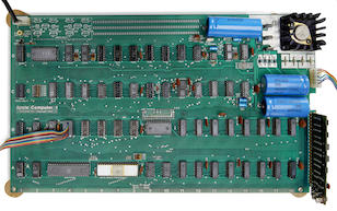 APPLE 1 COMPUTER. Apple 1 Motherboard,